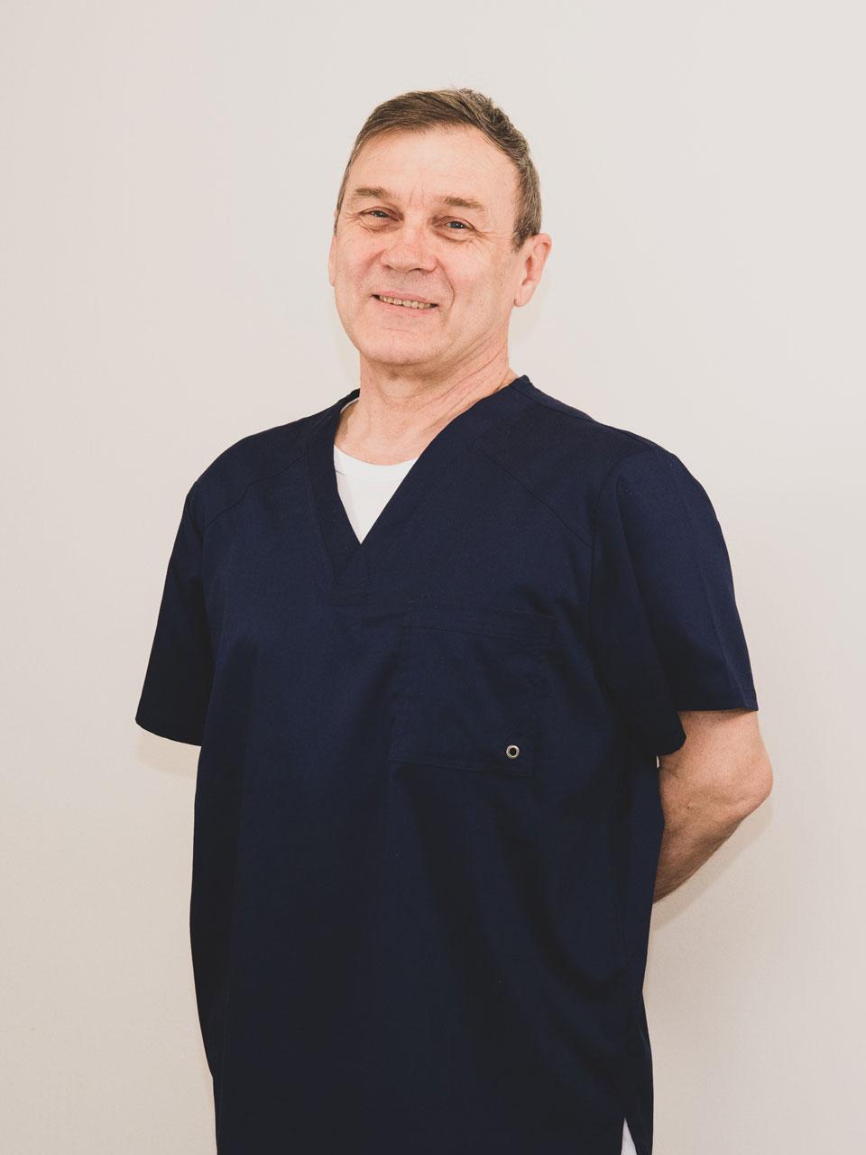 Dr Leo Tondelli dello studio Tondelli e Malaguti